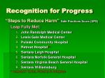 recognition for progress10