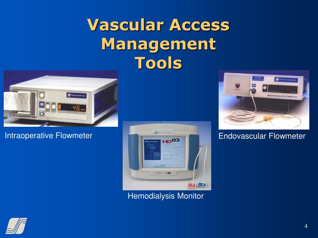 Vascular Access Management