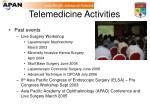 telemedicine activities9