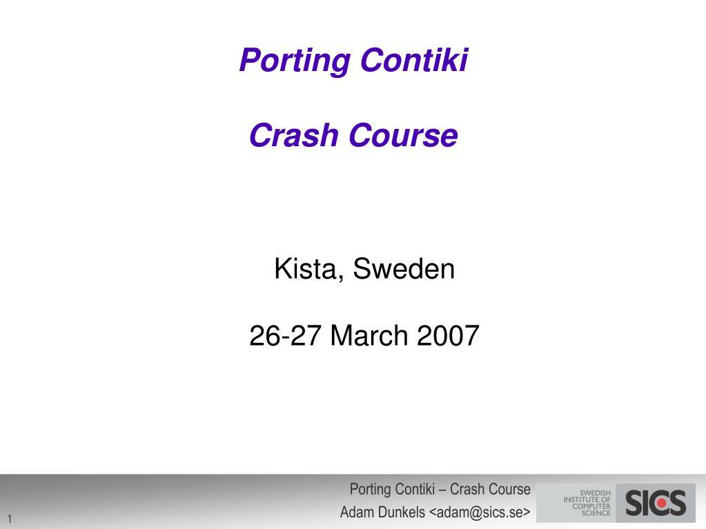 kista sweden 26 27 march 2007 l.