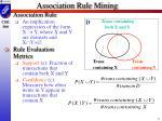 association rule mining56