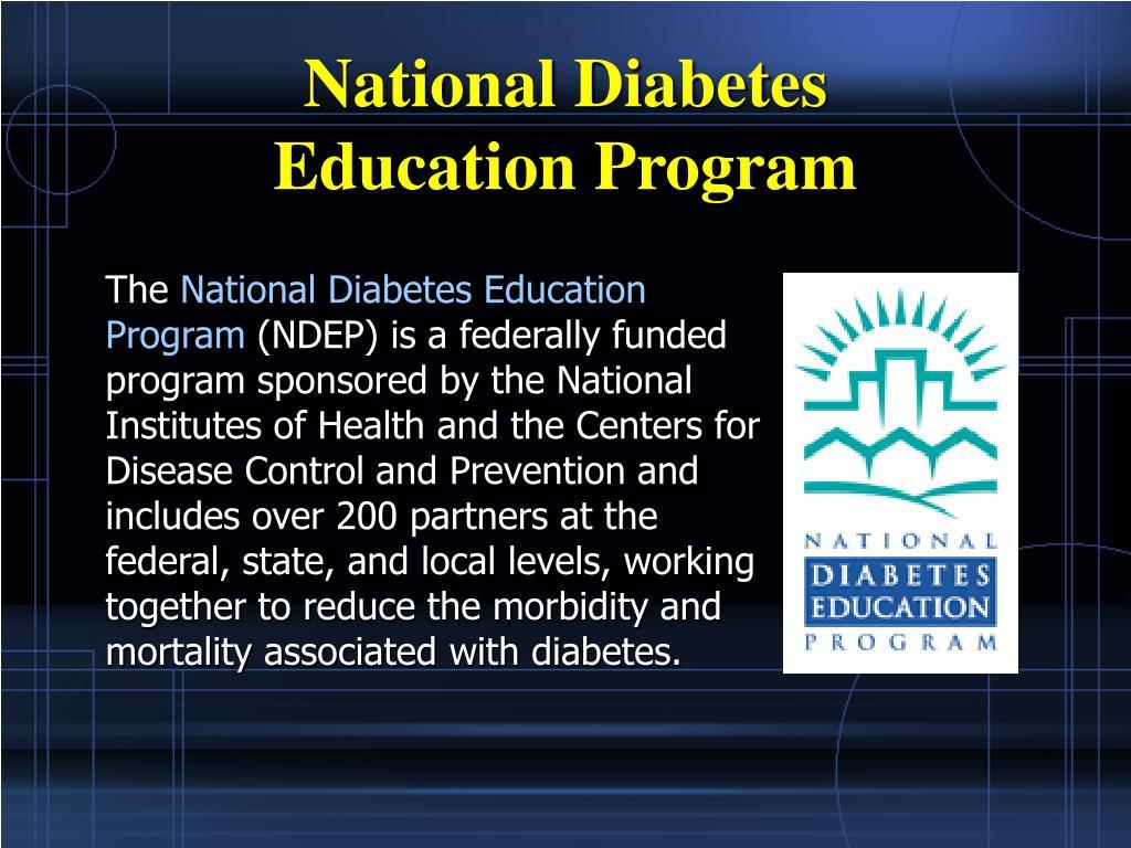 National Diabetes