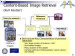 content based image retrieval kurt keutzer