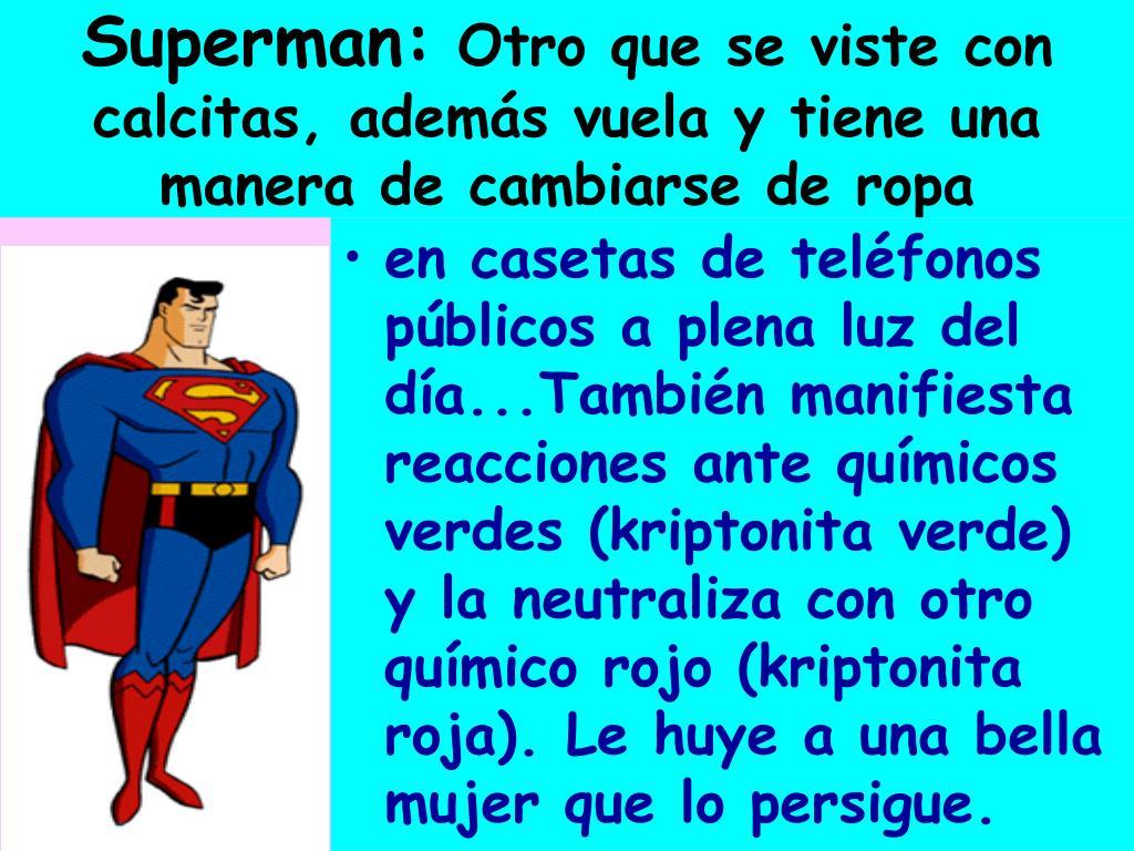 Superman: