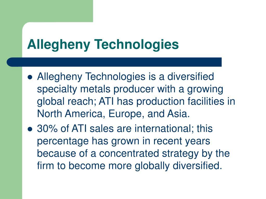 Allegheny Technologies