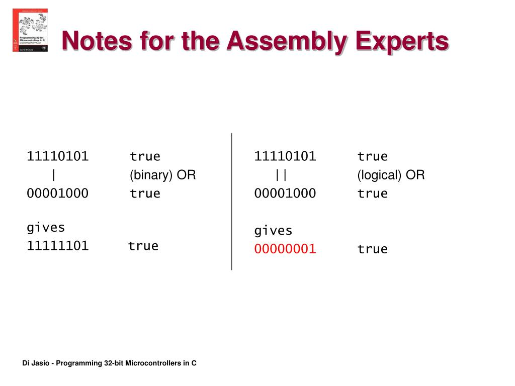 Notes for the Assembly Experts