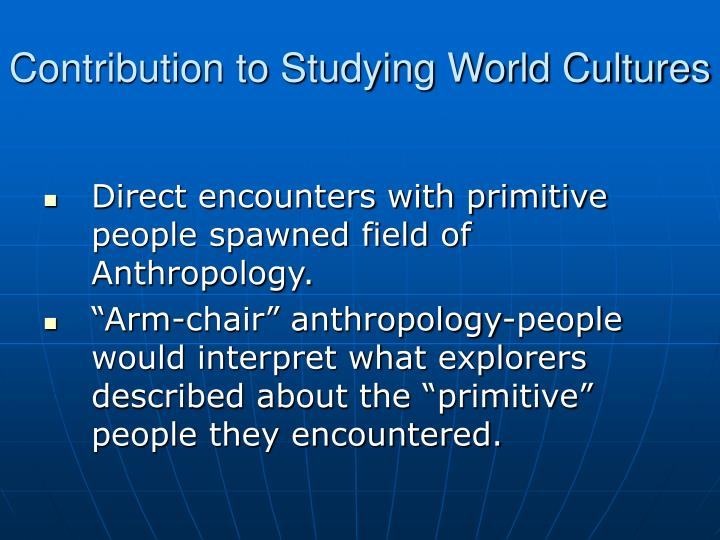five fields of anthropology essay Originally, when conducting ethnographic field work, anthropologists weren't particularly concerned with ethical dilemmas and the impact of their research on the people that especially in anthropology, where much of the research is the result of conversations and interviews, anonymity is important.