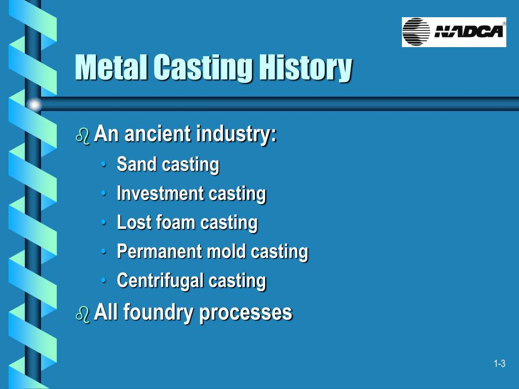 Metal Casting History