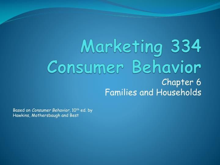 consumer behavior chapter 12 This is a practice test to help prepare for the consumer behavior mid-term exam.