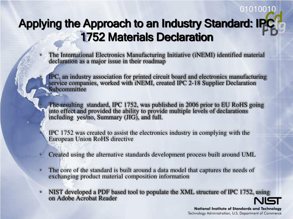 The International Electronics Manufacturing Initiative (