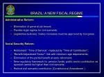 brazil a new fiscal regime14