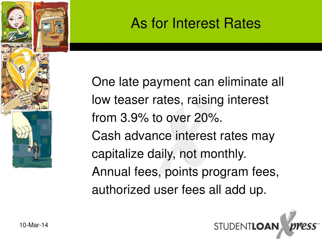 As for Interest Rates