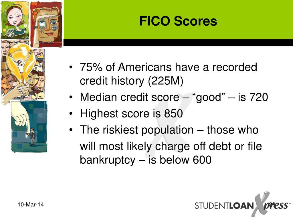 FICO Scores