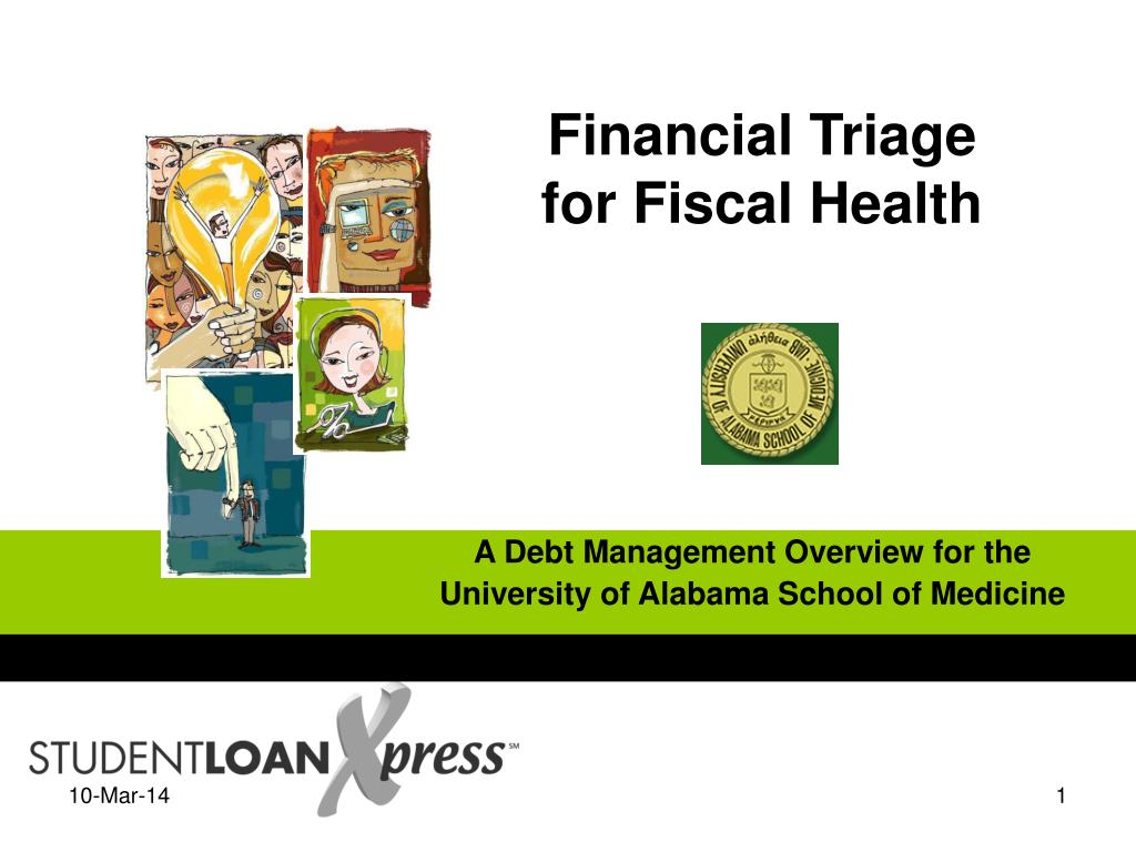 financial triage for fiscal health l.