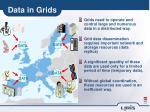 data in grids