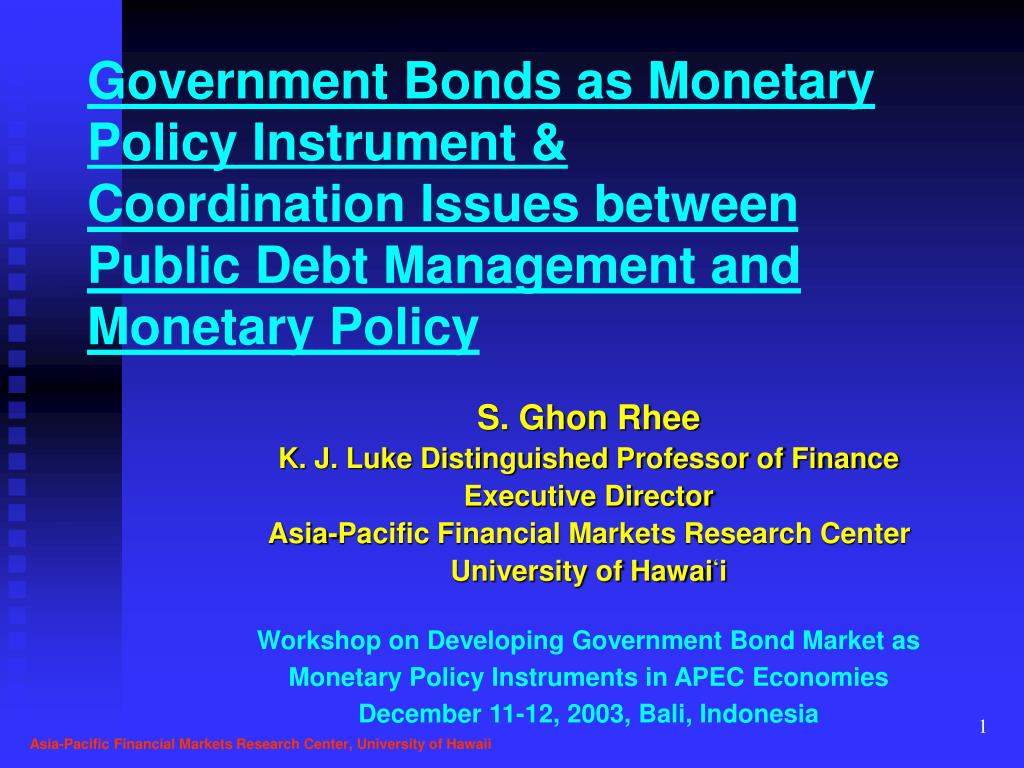 Government Bond