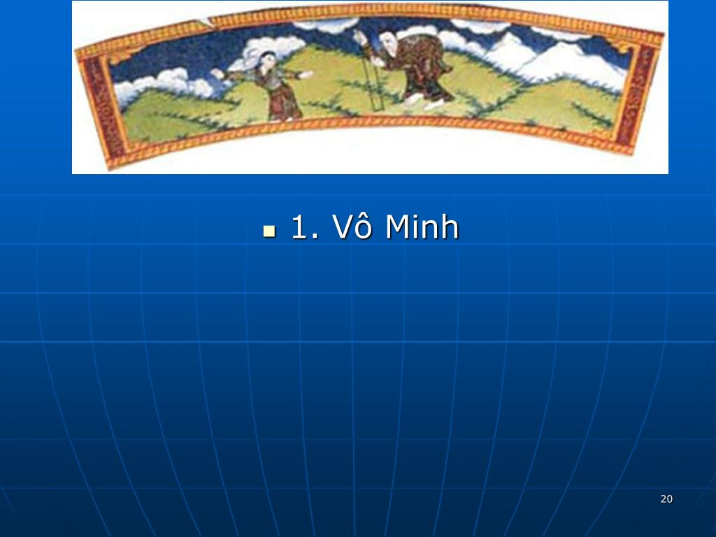 1. Vô Minh