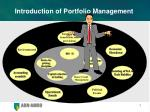introduction of portfolio management