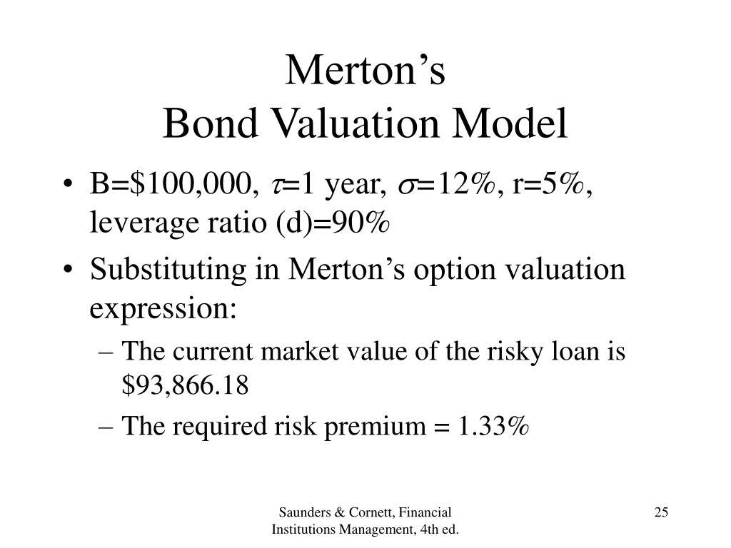 Merton's
