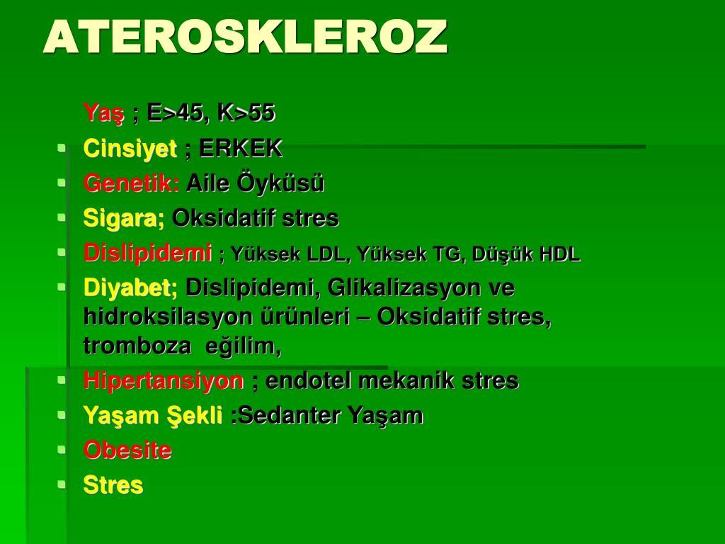 ATEROSKLEROZ