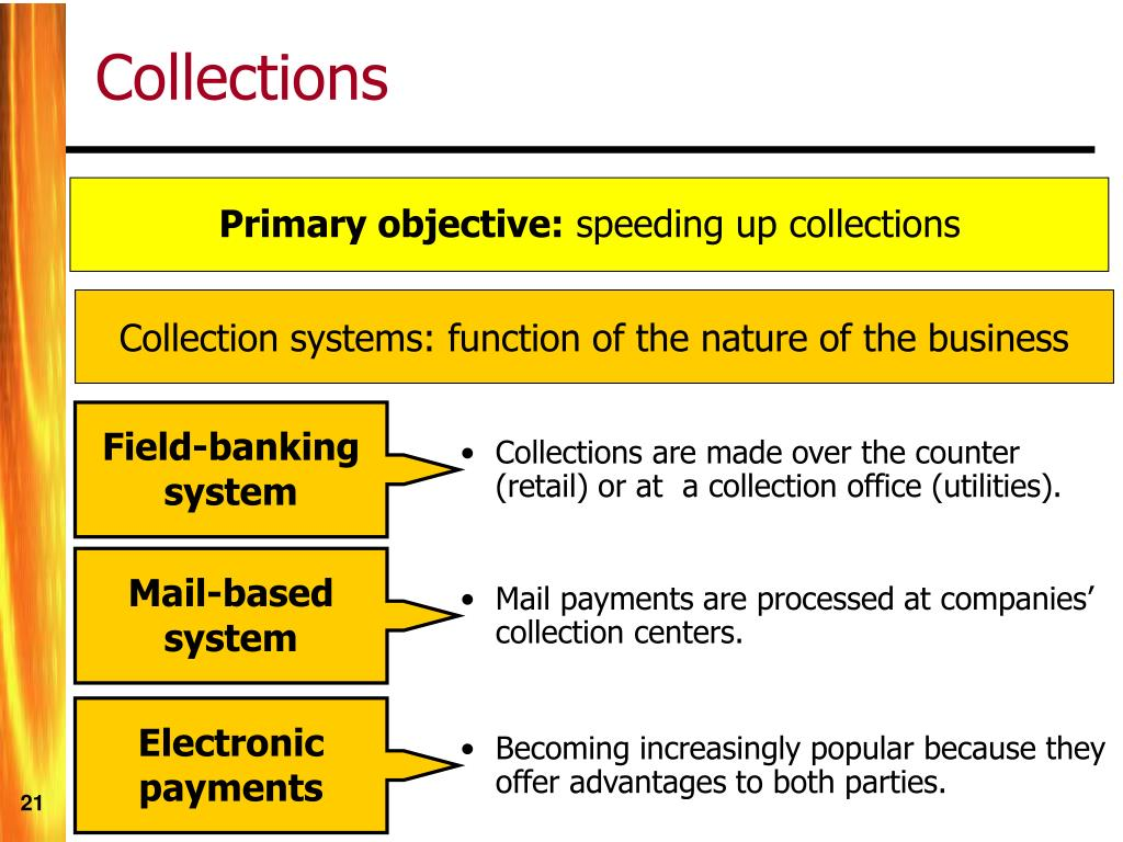 Field-banking system