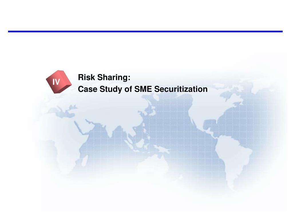 Risk Sharing: