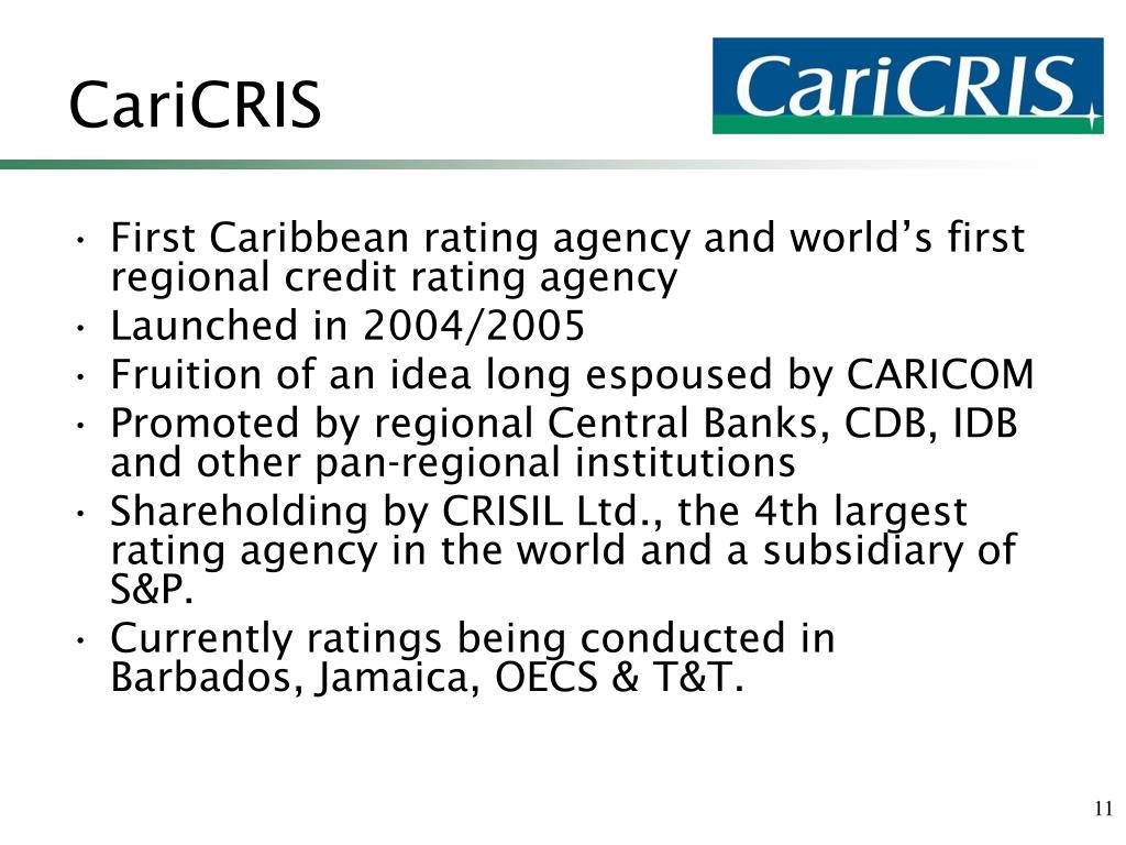 CariCRIS