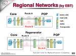 regional networks by ebt