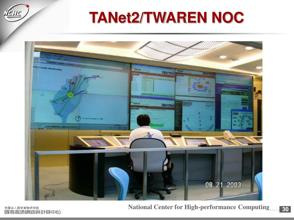 TANet2/TWAREN NOC