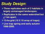 study design26
