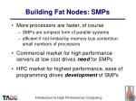 building fat nodes smps