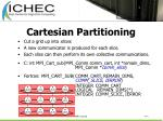 cartesian partitioning
