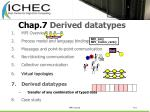 chap 7 derived datatypes