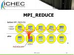 mpi reduce