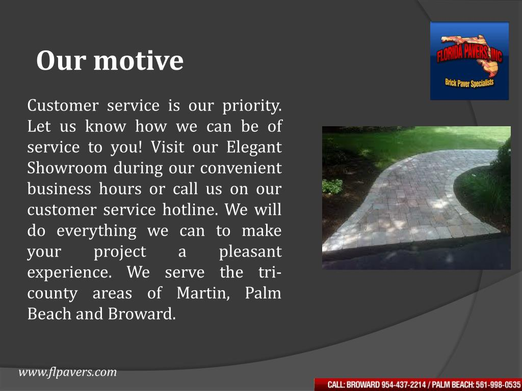 Our motive