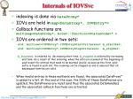 internals of iovsvc