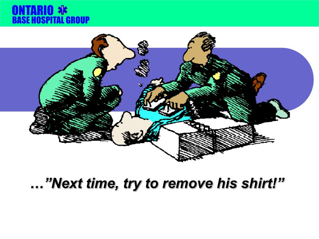 """…""""Next time, try to remove his shirt!"""""""