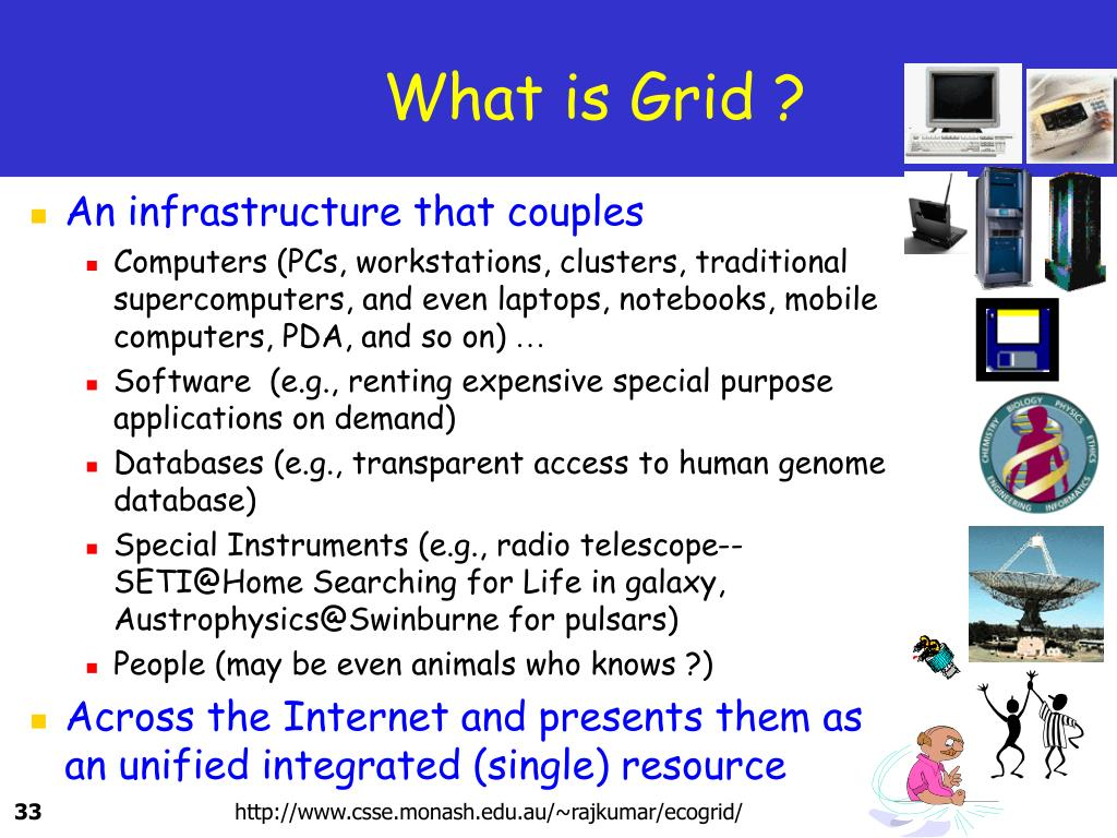 What is Grid ?