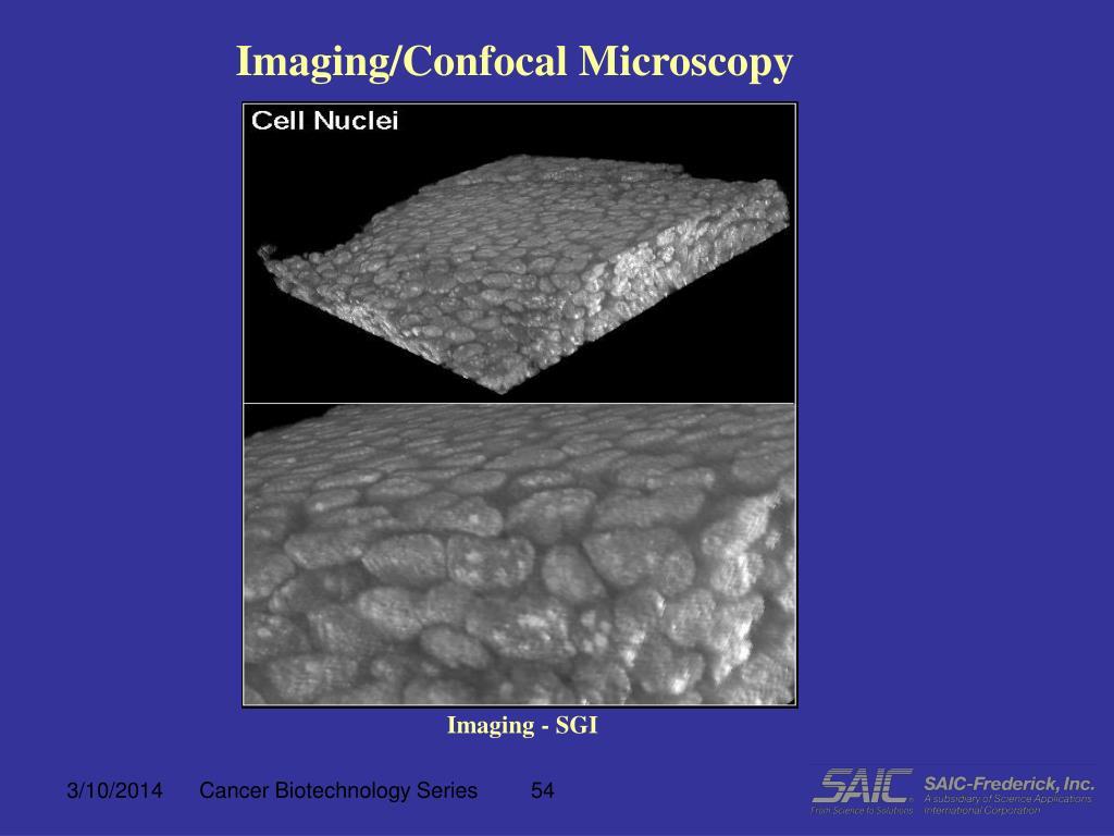 Imaging - SGI