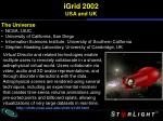 igrid 2002 usa and uk30