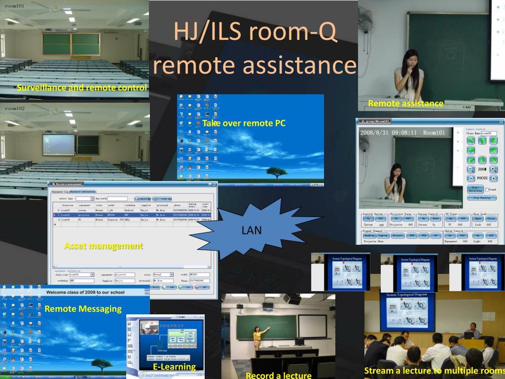 HJ/ILS room-Q