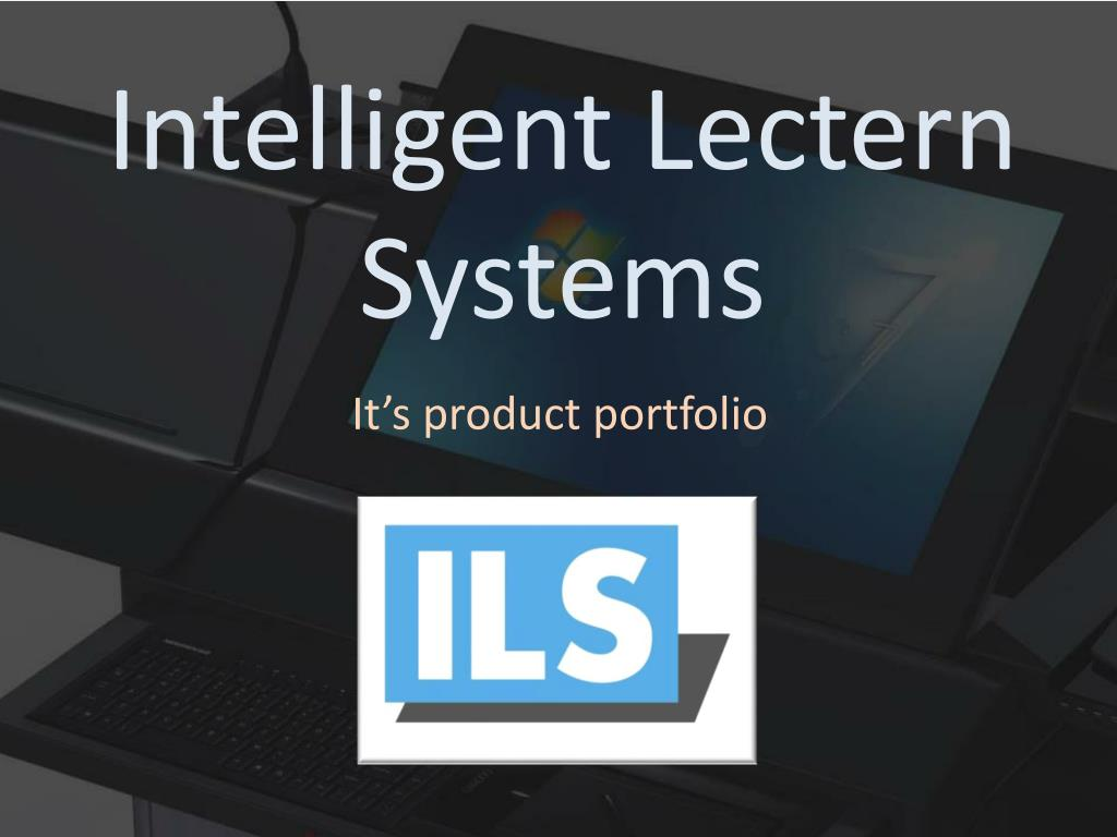 intelligent lectern systems l.