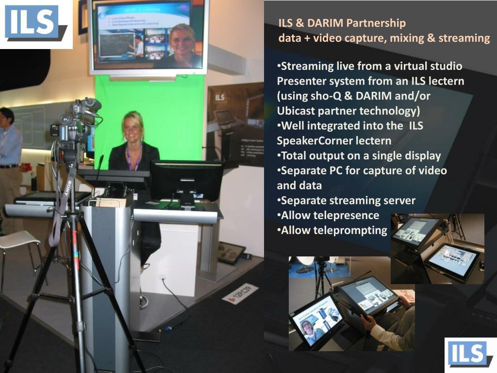 ILS & DARIM Partnership