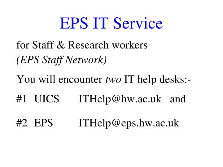 Eps it service