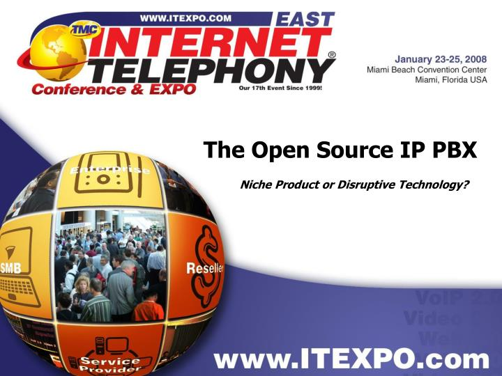 The open source ip pbx
