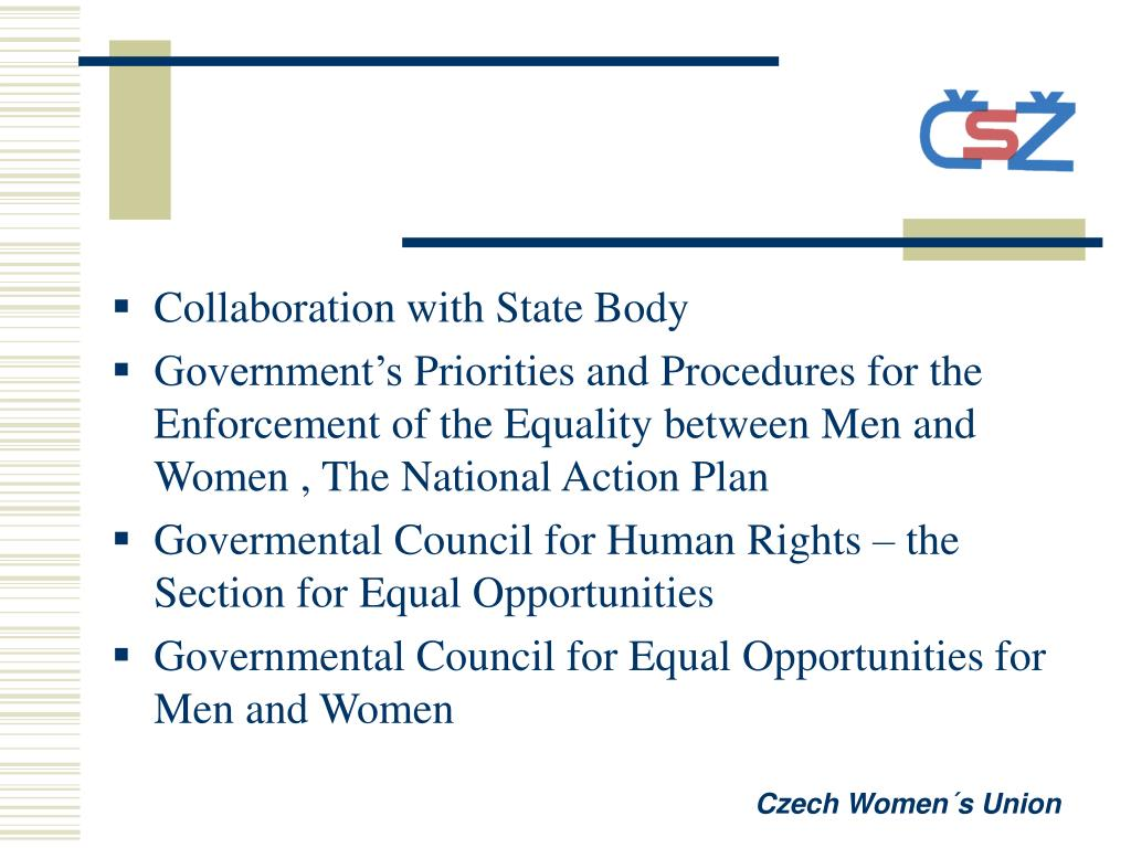 Collaboration with State Body