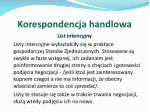 korespondencja handlowa12