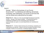 business case2