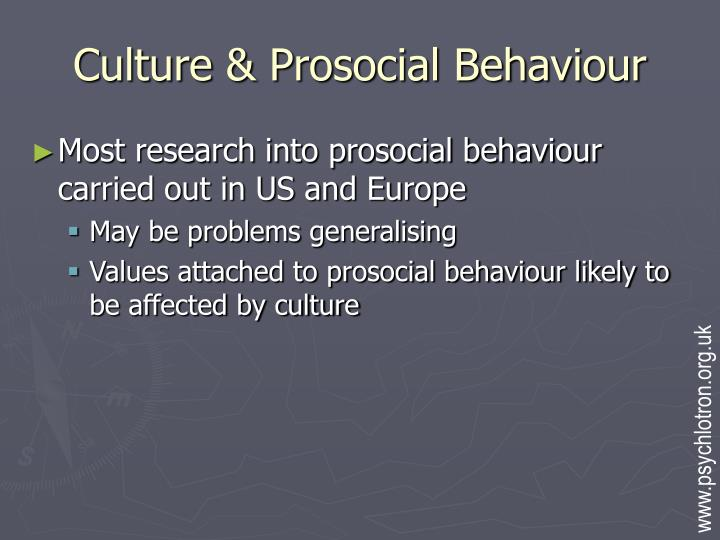 Culture prosocial behaviour3