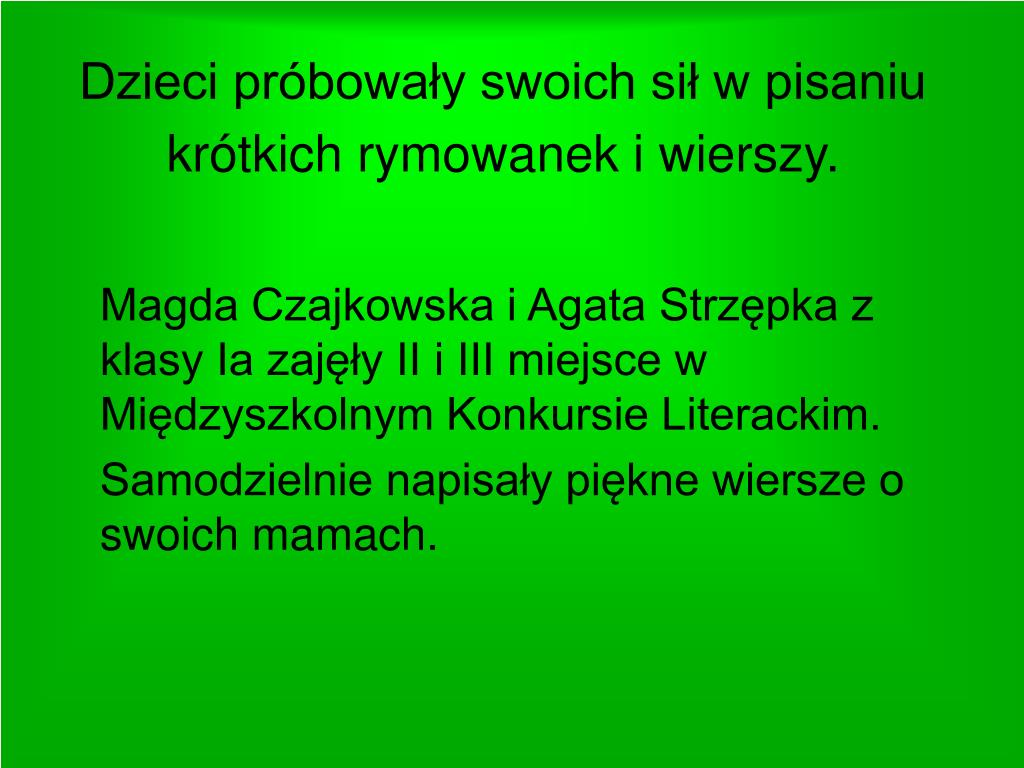 Ppt Szkoła Podstawowa Nr 6 W Płocku Powerpoint